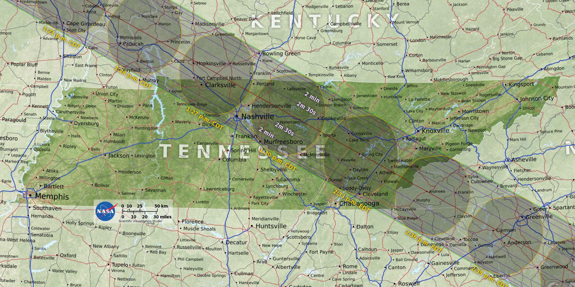 Nashville District > Missions > Eclipse