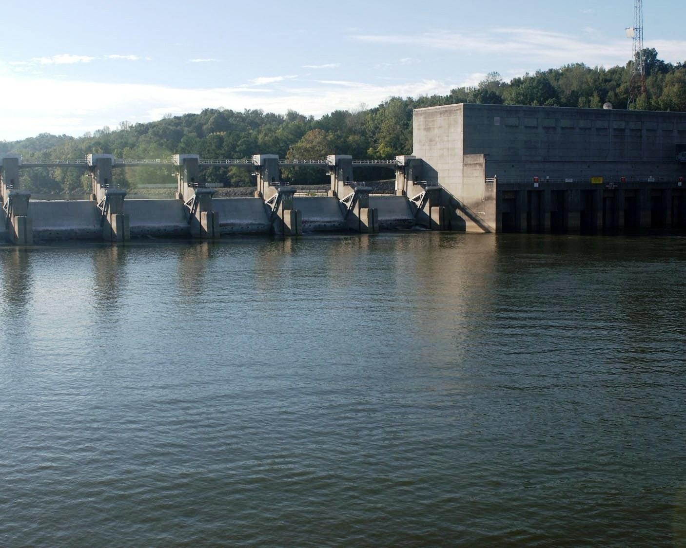 Cheatham Dam, Ashland City, Tenn.