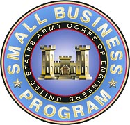 U.S. Army Corps of Engineers Small Business Program Logo