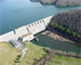 Ariel photo of Dale Hollow Dam, Celina, Tenn. (USACE photo)