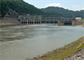Image of Cordell Hull Lock and Dam Project, Carthage, Tenn. (USACE photo by Leon Roberts)