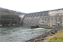 Image of Center Hill Dam, Lancaster, Tenn. (USACE photo by Leon Roberts)