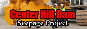 Center Hill Dam Seepage Project