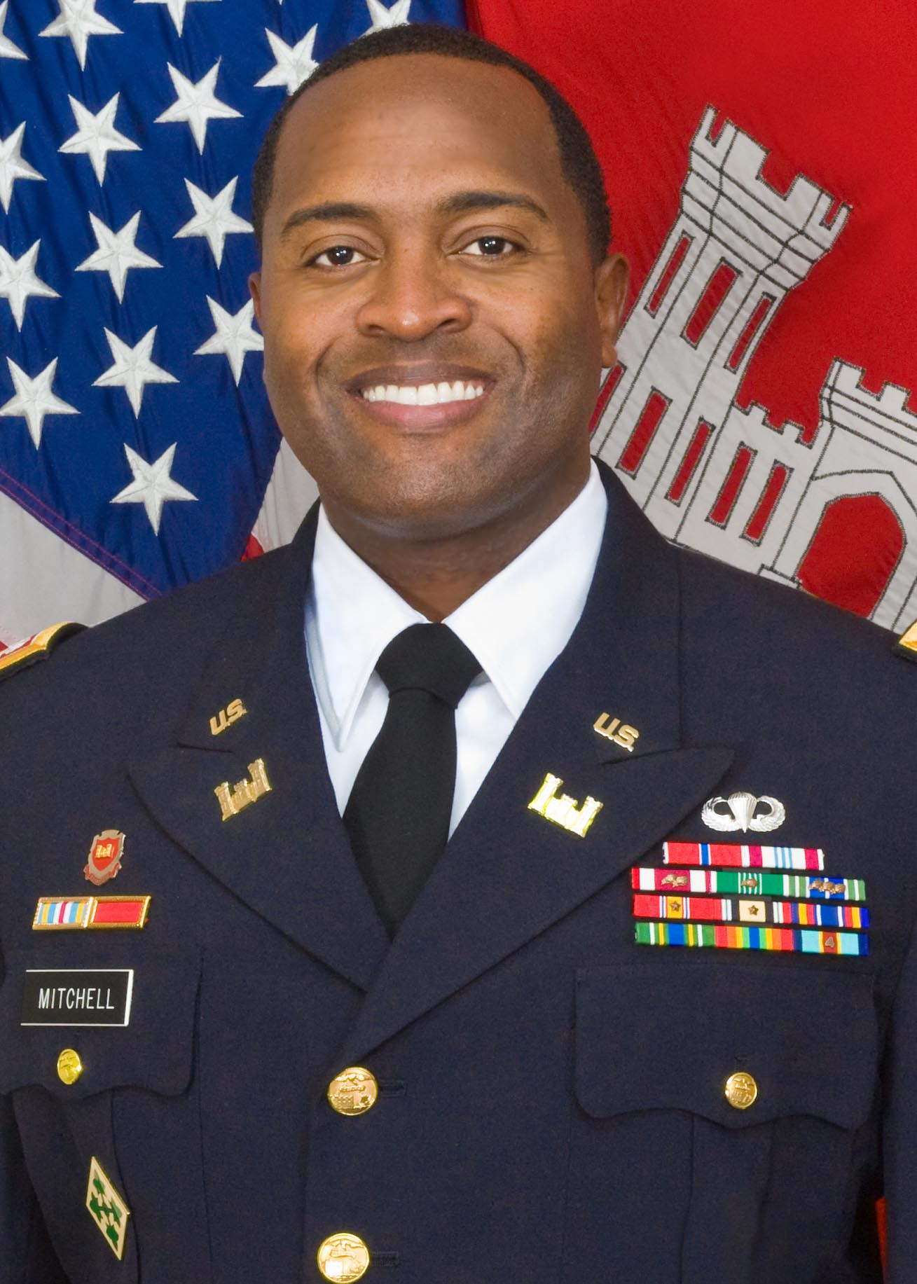 Lt. Col. Anthony P. Mitchell