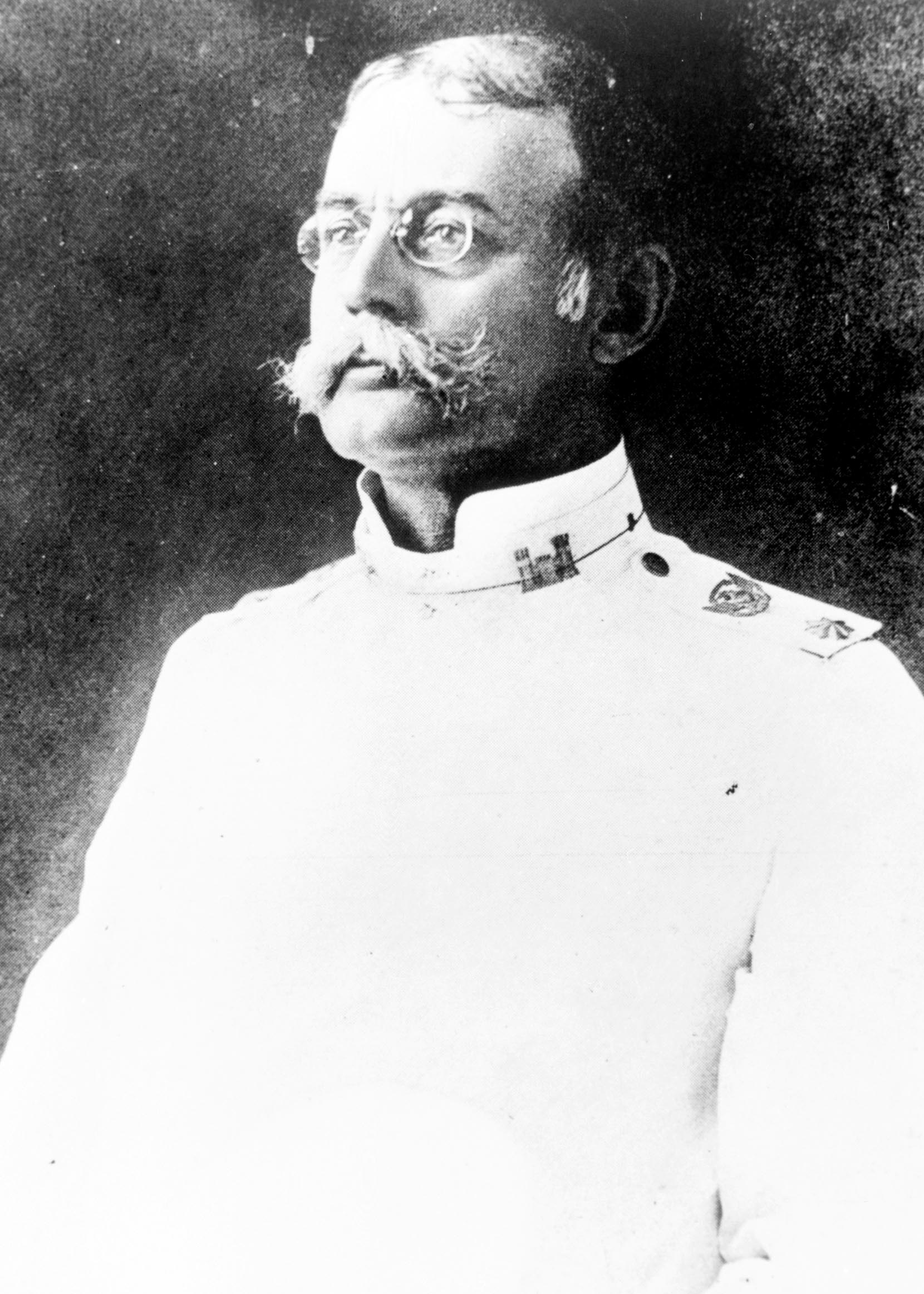 Lt. Col. Clinton B. Sears