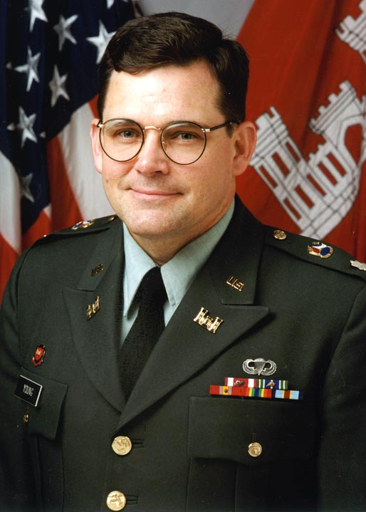 Lt. Col. Christopher J. Young