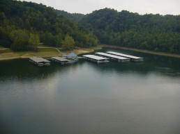 Four Seasons Marina on Center Hill Lake