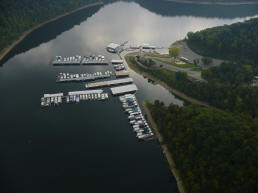 Cookeville Marina on Center Hill Lake
