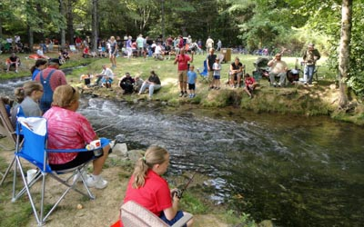 Dale Hollow Lake Fishing Rodeo