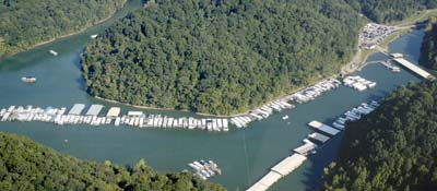 Horse Creek Marina