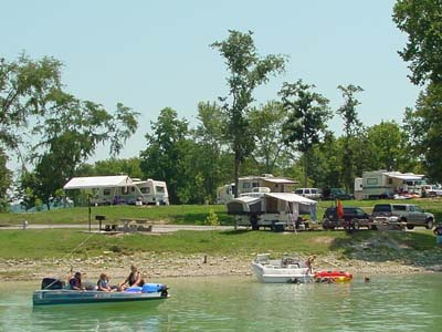 Lillydale Campground