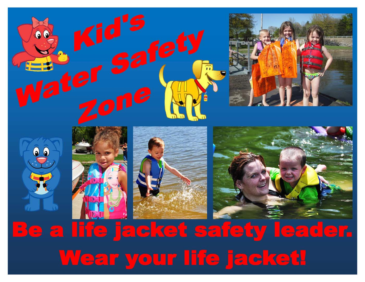 Kid's Water Safety Zone