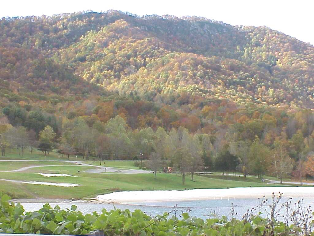 Smith Recreation Area at Martins Fork Lake, Harlan, Ky.