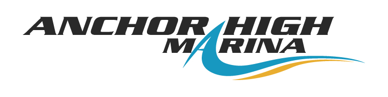 Anchor High Marina Logo