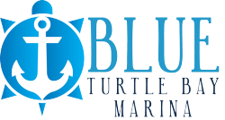 Blue Turtle Bay Marina Logo