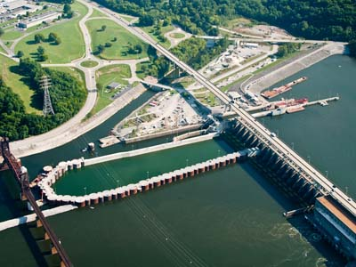 Chickamauga Navigation Lock